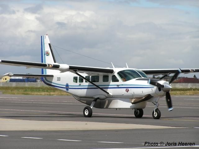 Single Engine Turbo Prop Aircraft